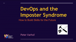 DevOps and Imposter Syndrome RTC 2021