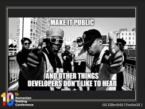 Make it public - rtc2021